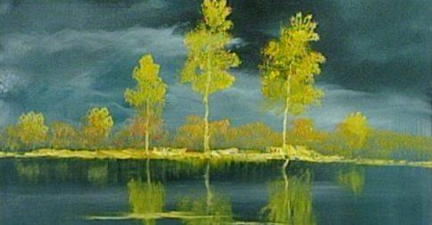 Lakeside Treescape