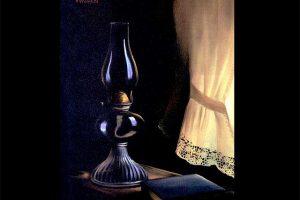 Mom's Oil Lamp