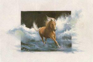 Galloping Sea