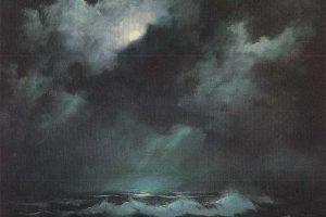 Moonlight Seascape