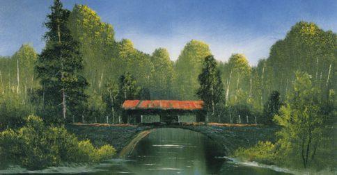 Bill's Covered Bridge