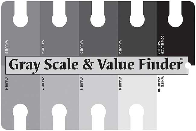 purple value scale | Color pallets, What are values, Purple  |Dark Color Value